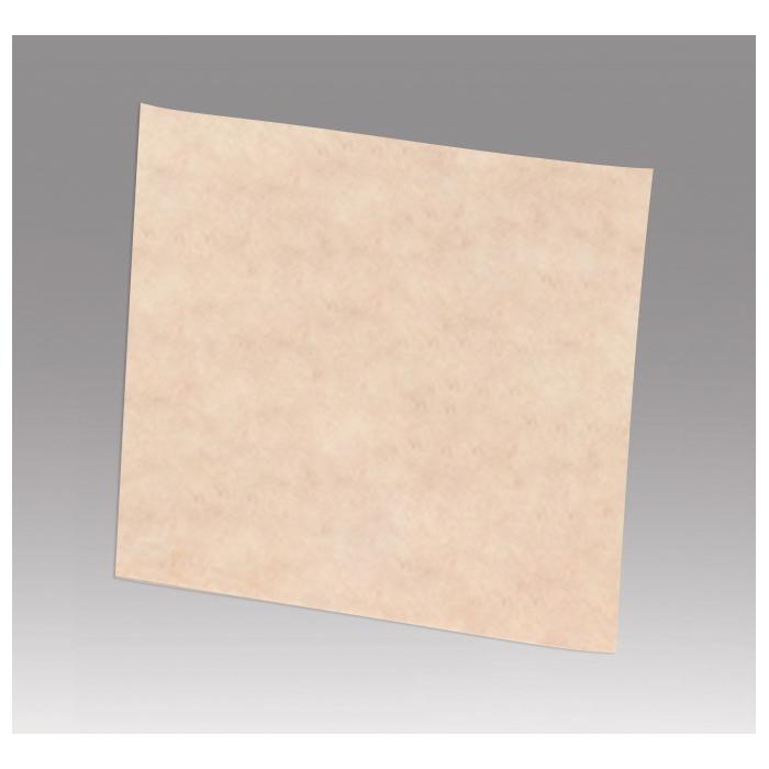Scotch-Brite™ 048011-09045 CF-SH Coated Coated Sanding Sheet, 4 in L x 4 in W, Super Fine Grade, Silicon Carbide Abrasive