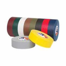 Shurtape® 204472 P-628 Professional-Grade Gaffer Tape, 50 m L x 48 mm W, 10.75 mil THK, Synthetic Rubber Adhesive, Matte Finish Coated Cloth Backing, Green