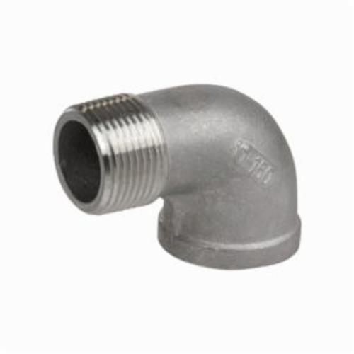 Smith-Cooper® S3114SE003 Street 90 deg Elbow, 3/8 in, NPT, 150 lb, 304 Stainless Steel