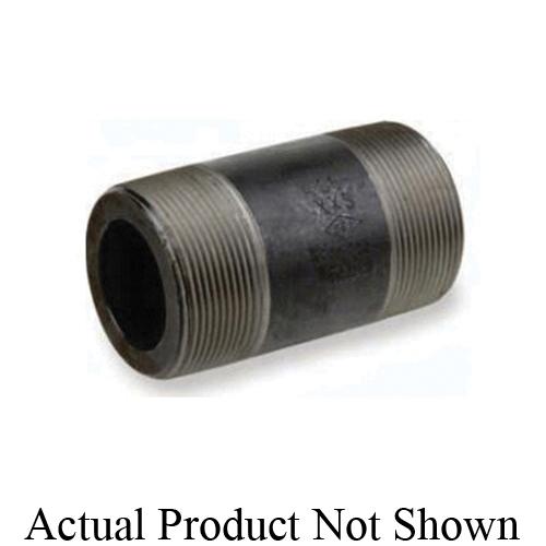 Smith-Cooper® 84NI4020012C Welded Nipple, 2 in x 1-1/4 in L, Steel, Galvanized, SCH 40/STD, Import