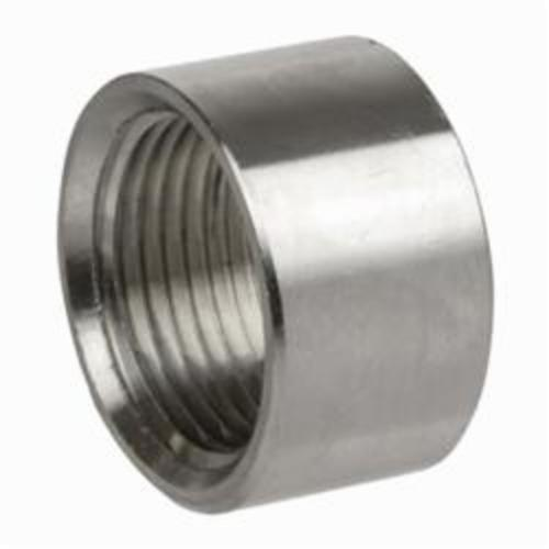 Smith-Cooper® S3114HC020 S3014HC Pipe Half Coupling, 2 in Nominal, Threaded End Style, 150 lb, 304 Stainless Steel