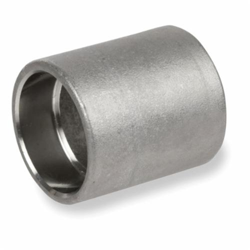 Smith-Cooper® S3714CP006 Full Coupling, 3/4 in Nominal, Socket Weld End Style, 150 lb, 304 Stainless Steel