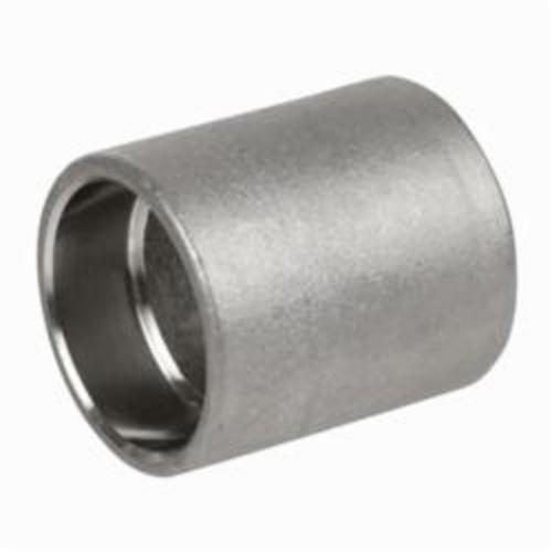 Smith-Cooper® S3714CP012 Pipe Coupling, 1-1/4 in, Socket Weld, 150 lb, 304 Stainless Steel