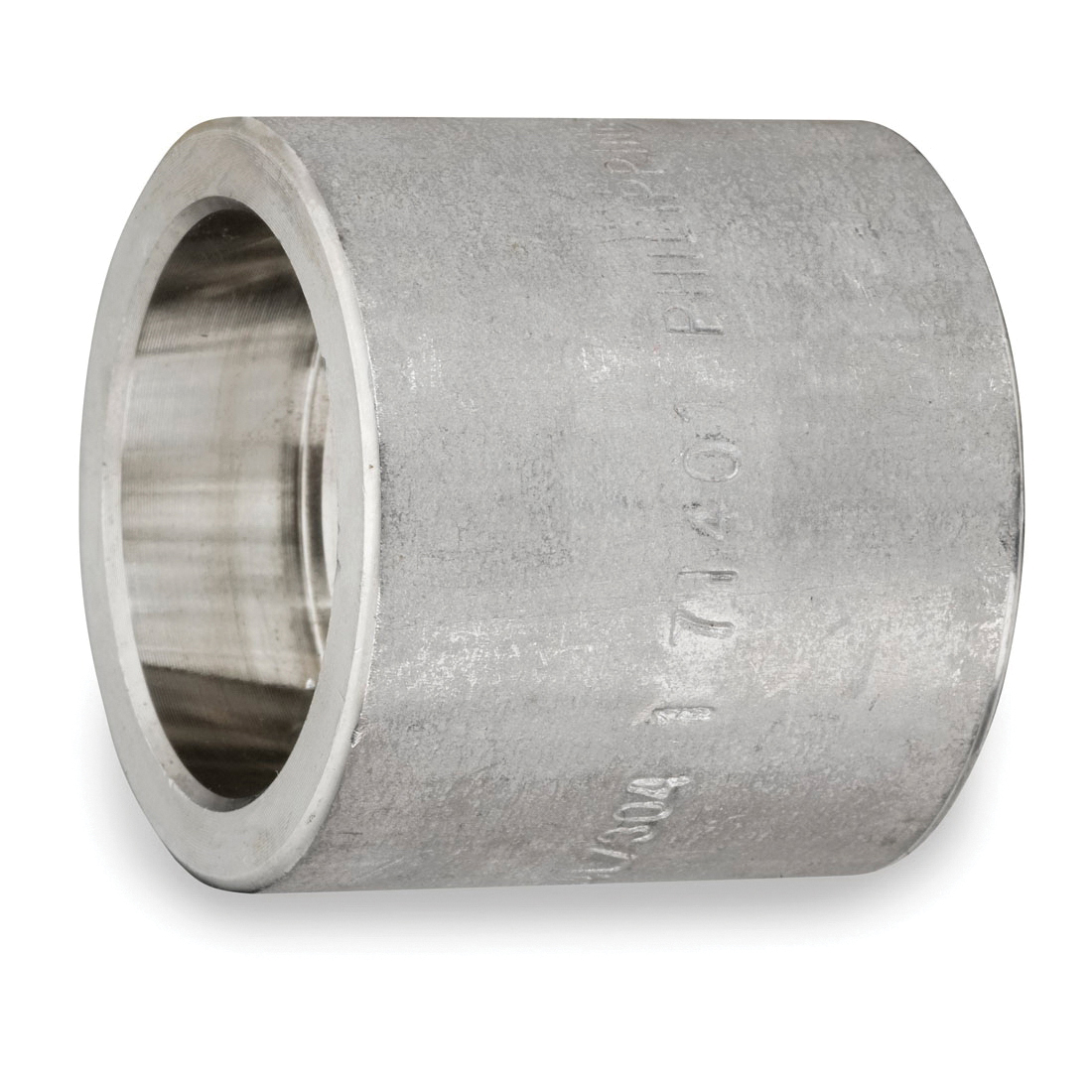 Smith-Cooper® S5034HC006 Half Coupling, 3/4 in Nominal, Socket Weld End Style, 3000 lb, 304L Stainless Steel