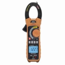 Southwire® MaintenancePRO™ 596867 Auto-Ranging AC/DC Clamp Meter, 1000 VAC/VDC, 1000 A, 60 MOhm, 10 MHz, 1-1/2 in Jaw, Backlit LCD Display