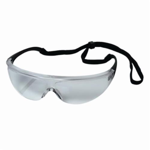 Sperian® by Honeywell 11150756 Millennia Sport™ Lightweight Safety Eyewear, Fog-Ban® Anti-Fog TSR Gray Lens, Wraparound Black Nylon Frame, Polycarbonate Lens, Specifications Met: ANSI Z87.1-2010, CSA Z94.3