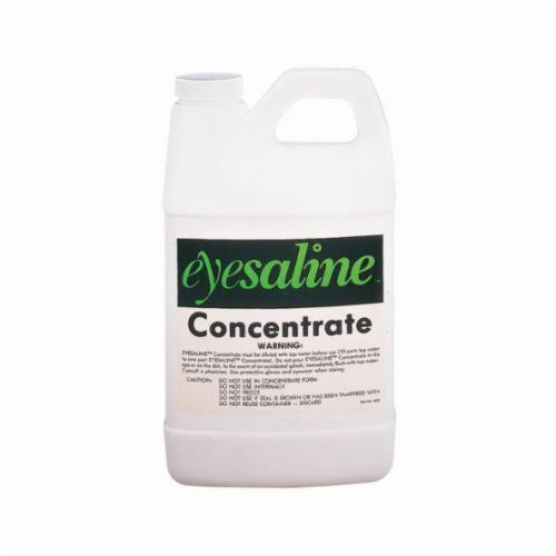 Sperian® by Honeywell 32-000509-0000 Eyesaline® Saline Concentrate, 70 oz Can, For Use With Fendall Porta Stream I Eyewash Stations, Specifications Met: ANSI Z358.1