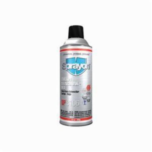 Sprayon® Sprayon® S03106000 SP3100 Stencil Ink, 12 oz Aerosol Can, Red, Liquid, 0.73