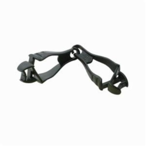 Squids® 19112 3400 Dual Clip Grabber, For Use With Gloves, Ultra-Resilient Acetal Copolymer, Black