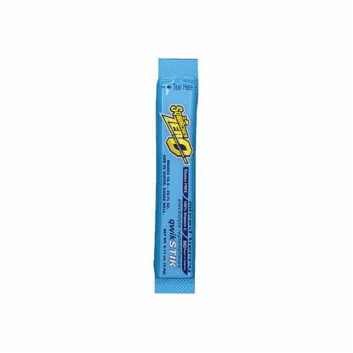 Sqwincher® 060101-MB Qwik Stik™ Zero Sugar Free Sports Drink Mix, 0.11 oz Pack, 20 oz Yield, Powder Form, Mixed Berry