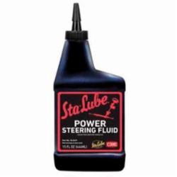 Sta-Lube® SL2631 Non-Flammable Power Steering Fluid, 15 oz Bottle, Liquid, Red, Petroleum