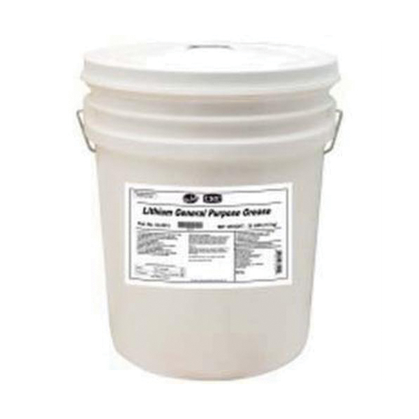 Sta-Lube® SL3315 Non-Flammable Lithium General Purpose Grease, 35 lb Pail, Semi-Solid to Solid Grease, Amber, 0 to 250 deg F
