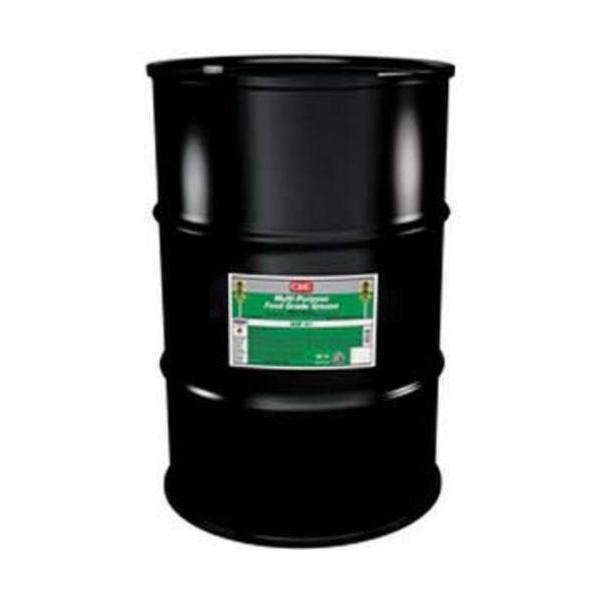 Sta-Lube® SL35609 Multi-Purpose Non-Flammable Grease, 400 lb Drum, Semi-Solid to Solid Grease, White, -30 to 300 deg F