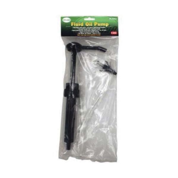 Sta-Lube® SL4344 Fluid Oil Pump, 1 fl-oz Container, PVC/ABS Plastic