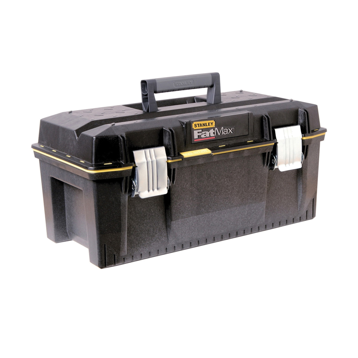 Stanley® FatMax® 023001W Extra Heavy Duty Professional Tool Box With Pull Out Tote, 10-1/2 in H x 12.1 in W, Structural Foam