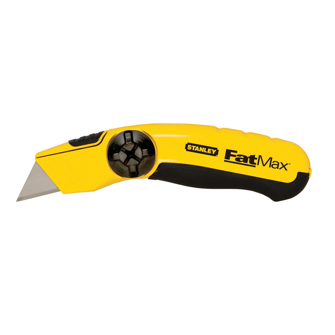 Stanley® FatMax® 10-780 Utility Knife, Fixed Blade, 3 Blades Included, Steel Blade, 6-1/4 in OAL