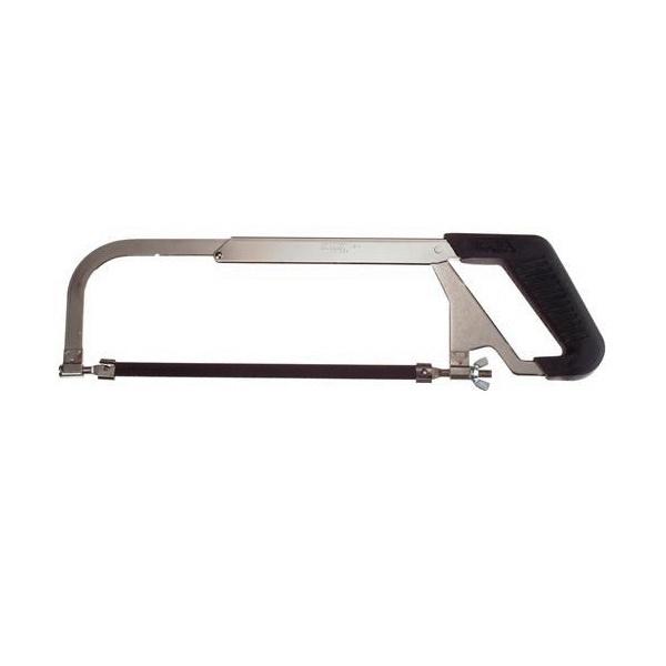 Stanley® 15-265 Adjustable Hacksaw, 10 in L Carbon Steel Blade, 3-7/8 in D Throat