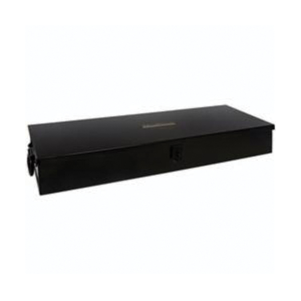 Stanley® 412-BB Small Set Box, 4.8 in H x 9-1/2 in W x 26.6 in D, Metal