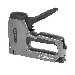 Stanley® SharpShooter® Plus TR250 General Purpose Heavy Duty Staple and Brad Nail Gun, Narrow Crown Staple, Manual, 84