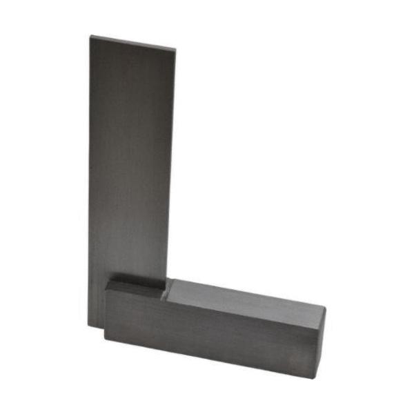 Starrett® 20-3 Non-Graduated Master Precision Square, 3 in, 7/8 in Tongue, Hardened Steel
