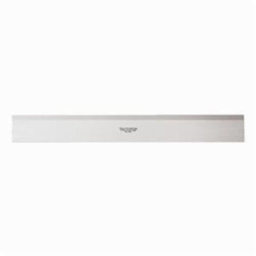 Starrett® 385-12 Beveled Straight Edge, Steel, Regular Steel