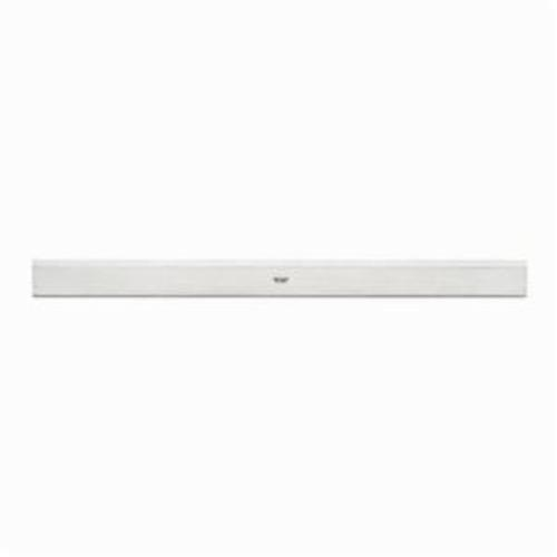 Starrett® 385-18 Beveled Straight Edge, Steel, Regular Steel