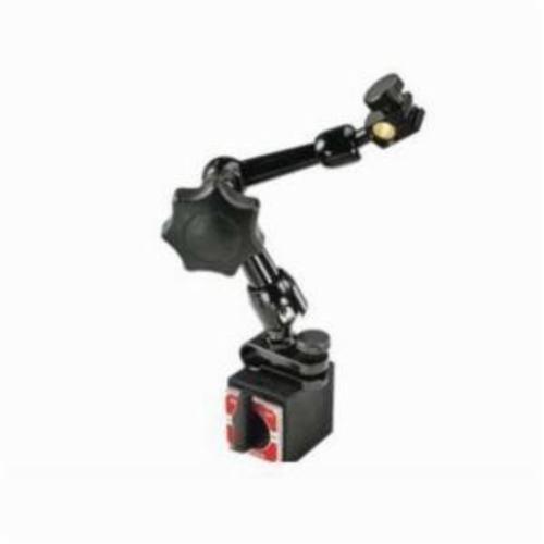 Starrett® 68621 Global Series® 660 Indicator Holder, 1-3/16 x 1-9/16 x 1-3/8 in Base, 8-1/2 in OAL, 3.8 in Dia