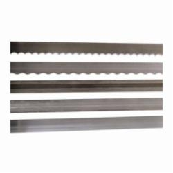 Starrett® 93388-100 Wavy Edge Starrett® Band Knife, 1/2 in W x 0.022 in THK, 3/4 in Pitch Double Bevel Teeth, HSS Body