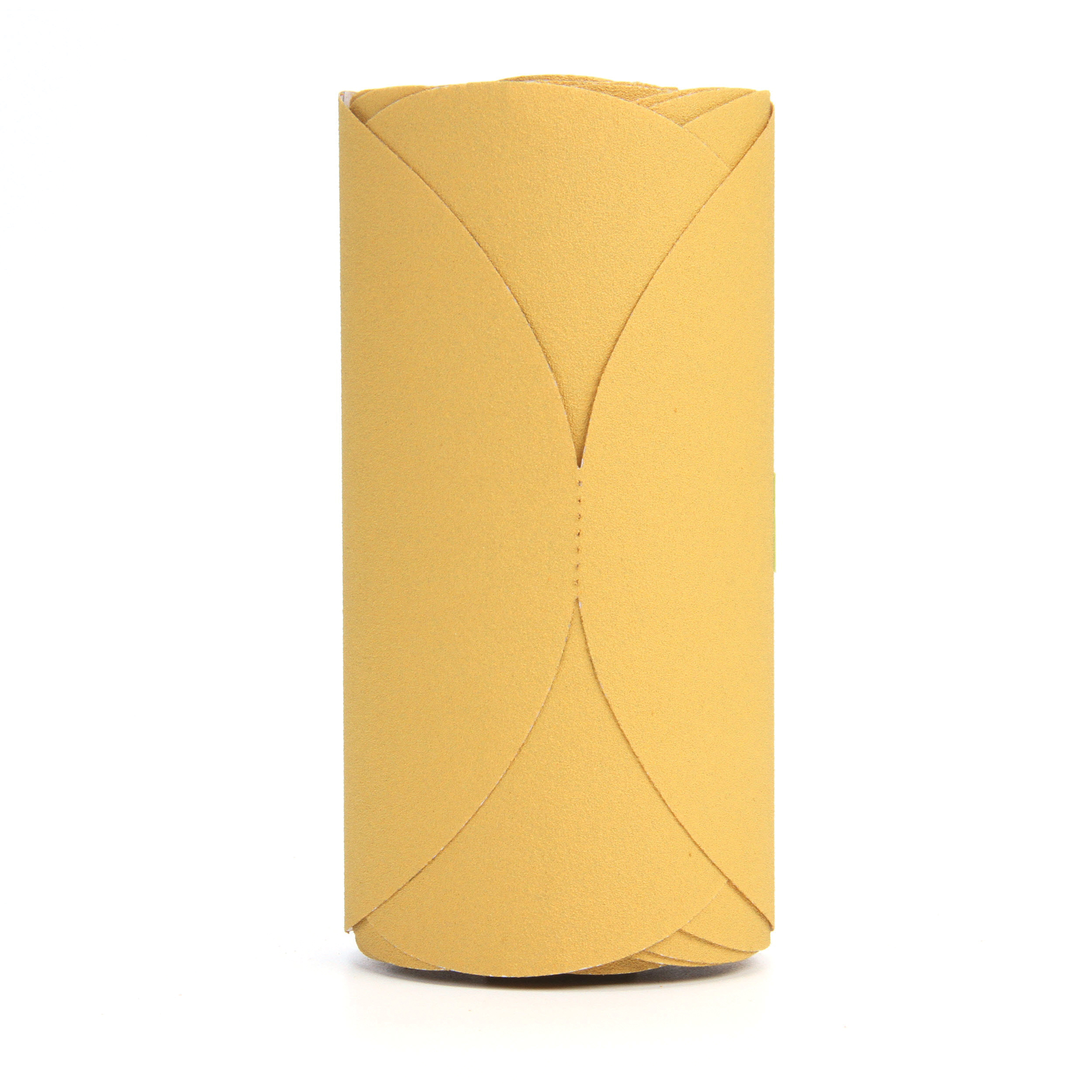 3M™ Stikit™ 051131-01331 Open Coated PSA Abrasive Disc Roll, 6 in Dia Disc, P120 Grit, Coarse Grade, Aluminum Oxide Abrasive, Film Backing