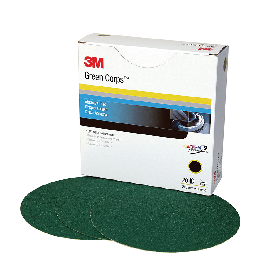 3M™ Green Corps™ 051131-01551 251U Carbide Burr