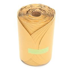 3M™ 051111-49913 216U Open Coated PSA Carbide Burr, 5 in Dia Disc, P180 Grit, Very Fine Grade, Aluminum Oxide Abrasive, Paper Backing
