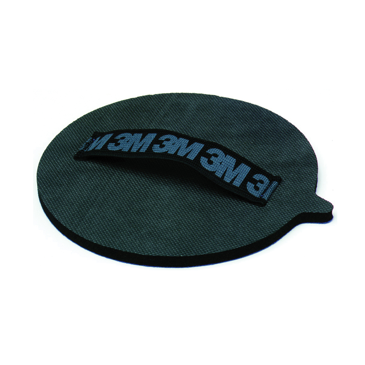 Stikit™ 051131-05591 Medium Density Disc Hand Pad, 6 in Dia