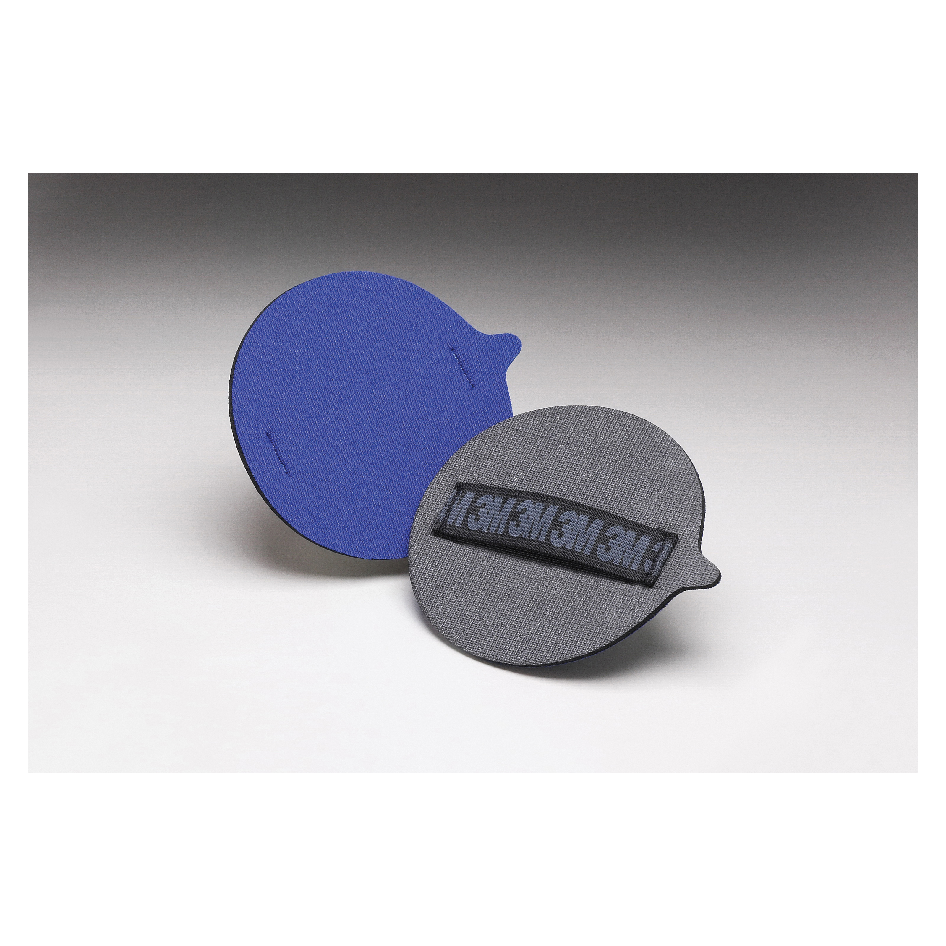 3M™ Stikit™ 051144-45198 Blue Face Disc Disc Hand Pad, 6 in W W/Dia, 1/8 in THK