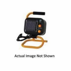 TPI 178TMC 1-Phase Fan Forced Standard Portable Electric Heater, 5120 Btu/hr Capacity, 120 VAC, 1.5/0.95 kW