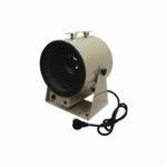 TPI HF684TC 680 1-Phase Bulldog Fan Forced Portable Unit Heater, 13652/10239 Btu/hr Capacity, 208/240 VAC, 4/3 kW