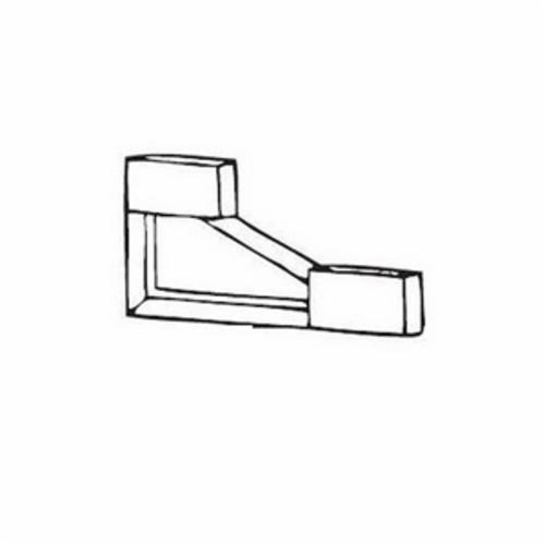 TPI UHB Mounting Bracket, For Use With UH Series 35 to 48 kW Horizontal Fan Forced Unit Heater, Domestic