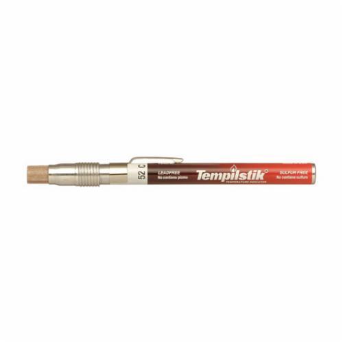 Tempil® Tempilstik® 028026 Tempilstik® Temperature Indicator, 300 deg F, 3/8 in Flat Tip