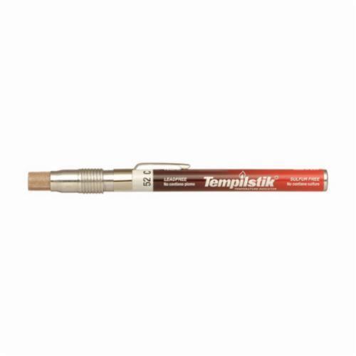 Tempil® 028026 Tempilstik® Temperature Indicator, 3/8 in Flat Tip, 300 deg F