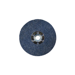 Tiger® 59906 Fast Cut High Performance Long Life Performance Line Coated Abrasive Disc, 5 in Dia, 5/8-11 UNC Center Hole, 100 Grit, Medium Grade, Zirconia Alumina Abrasive, Threaded Attachment