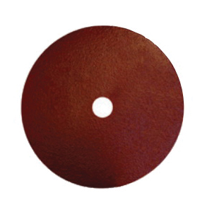 Tiger® 60406 Fast Cut High Performance Long Life Performance Line Coated Abrasive Disc, 4-1/2 in Dia, 7/8 in Center Hole, 120 Grit, Fine Grade, Aluminum Oxide Abrasive, Arbor Attachment