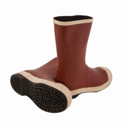 Tingley Pylon™ MB922B-13 Snugleg Boots, Men's, SZ 13, 12-1/2 in H, Steel Toe, Neoprene Upper, Neoprene Outsole, Resists: Alcohols, Alkalis, Animal Fats and Blood, Certain Acid, Certain Solvents, Oil and Water, Specifications Met: ASTM F2413 M I/75/C/75 EH