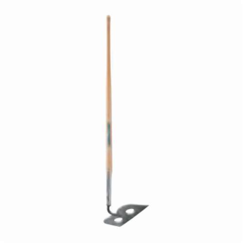 True Temper® 027-1868400 Mortar Mixer Hoe, 6 in L x 10 in W, Steel Blade, 66 in White Ash Handle