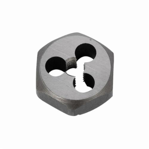 Union Butterfield® 1410616 2325M Rethreading Bolt Die, Metric, M14x2 UNC Thread, 1/2 in THK, 1-1/16 in OD Die, Chromium Steel