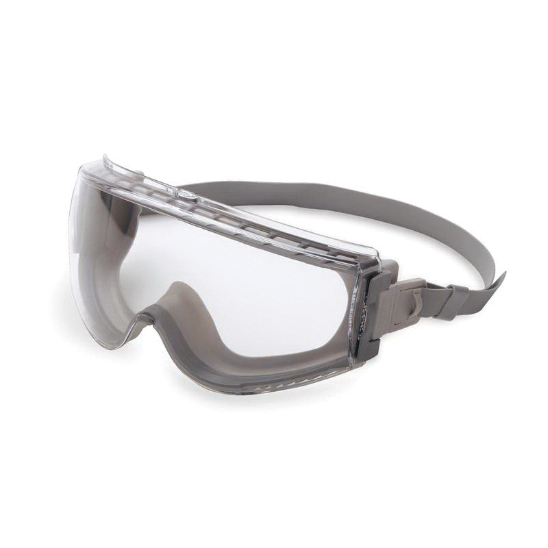 Uvex® by Honeywell S3960HS Indirect Vent Protective Goggles With Hydroshield, Anti-Fog/Hard Coat Clear Polycarbonate Lens, 99.9 % UV Protection, Neoprene Strap, ANSI Z87.1-2010, CSA Z94.3, D3 Certified