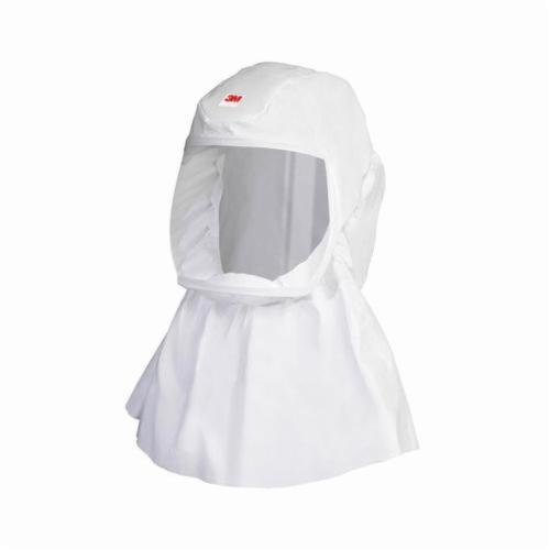 Versaflo™ 051131-17085 S Series, S to M, For Use With 3M™ Powered Air Purifying and Supplied Air Respirator Systems, White