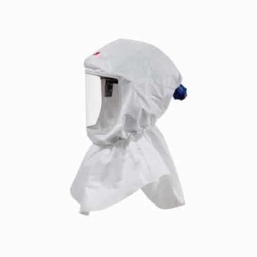 3M™ Versaflo™ 051131-17093 S Series Hood Assembly, Standard, For Use With 3M™ Powered Air Purifying and Supplied Air Respirator Systems, White