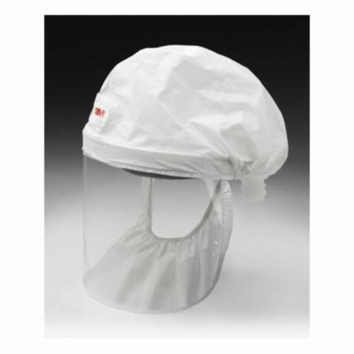 3M™ Versaflo™ 051131-17248 S Series Medium/Large Economy Headcover, For Use With 3M™ Powered Air Purifying and Supplied Air Respirator Systems