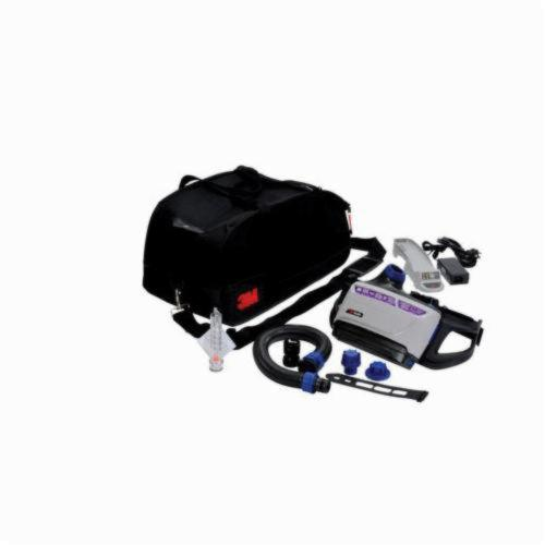 3M™ Versaflo™ 051131-27502 TR-600 Healthcare PAPR Assembly, Universal, Standard Capacity Rechargeable Lithium-Ion Battery, Specifications Met: NIOSH Approved
