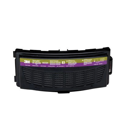 3M™ Versaflo™ 051131-37358 TR Series High Efficiency Filter, For Use With TR-600 Series PAPRs