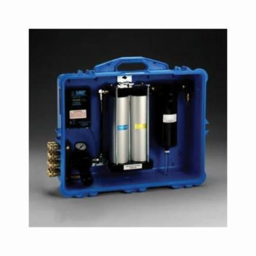 3M™ Versaflo™ 051138-72122 Supplied Air 4-Stage Compressed Portable Air Filter and Regulator Panel